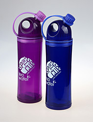Portable Sports Water Bottle Double Wall Water Bottle 500ml