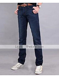 AOLONGQISHI® Men's Casual Pure Pant (Cotton/Denim) W501