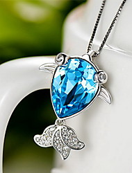 Pendants Crystal Gem Austria Crystal Basic Unique Design Fashion Luxury Jewelry For Daily