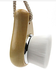 1 Other Brush Synthetic Hair Wood Face UBUB