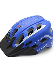 Спорт Универсальные Велоспорт шлем 19 Вентиляционные клапаны Велоспорт Велосипедный спорт Горные велосипеды Шоссейные велосипеды