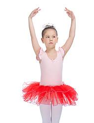 Tutus & JupesCoton Tulle LycraFemme Enfant Nœud papillon Ruches Fantaisie Spectacle Danse classique