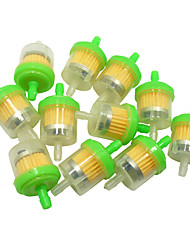 100PCS/Lot Universal Gas Fuel Petrol Filter For Suzuki Motorcycle Motorized Bicycle Scooter ATV 70-200CC