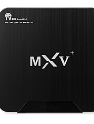 MXV  TV BOX Amlogic S905 Quad-core Android 5.1 RAM 1G ROM 8G HD Player