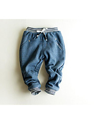 Boy Casual/Daily School Solid Pants-Rayon Winter Fall