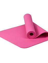 TPE Mats Yoga Eco-friendly Inodore 6 mm Rosa Verde Viola Azzurro cielo Other