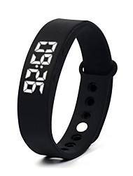 DMDG Smart Sport 3D Pedometer Wristband Watch Bracelet (45 days standby /Temperature/Display Pedometer Distance Calorie Date Time)