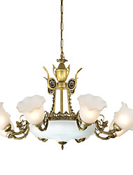 Living Room Dining Atmosphere Antique Chandelier Household Lamps