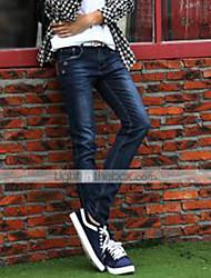 AOLONGQISHI® Men's Casual Pure Pant (Cotton/Denim) L6080