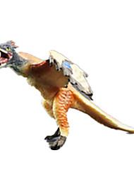 Brinquedos de Faz de Conta Modelo e Blocos de Construção Brinquedos Novidades Dinossauro Plástico Bronze Para Meninos