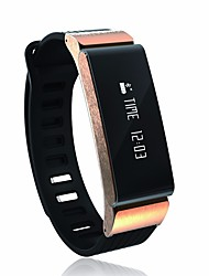 YYW6 Smart Bracelet / Smart Watch / Activity TrackerLong Standby / Pedometers / Heart Rate Monitor / Alarm Clock / Distance Tracking /
