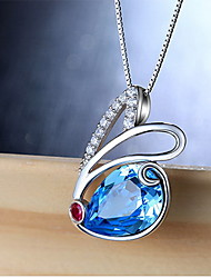 Pendants Crystal Gem Austria Crystal Basic Unique Design Animal Design Fashion Luxury Jewelry For Daily