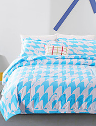 Multi Color Quilts Material Queen 1pc Bedspread Not Include Pillowcase