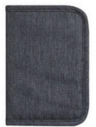 billet titulaire du passeport des documents de voyage package corée du sud documents sac de passeport de cas sac