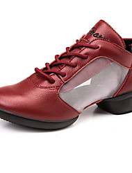 Customizable Women's Dance Shoes Satin Ballet Full Sole Flat Heel Indoor
