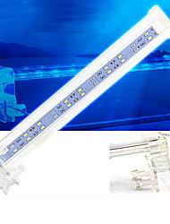 Аквариумы LED освещение Белый С переключателем Светодиодная лампа 220V