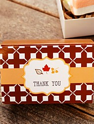 12pcs Fall in Love Favor Box 8 x 5 x 3 cm/pcs Beter Gifts® Theme Party Supplies