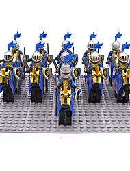 Building Blocks For Gift  Building Blocks Model & Building Toy Warrior Horse Toys