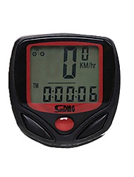 Cycling/Bike Computer/Bicycle ComputerAv - Average Speed Odo - Odometer Tme - Lapsed Time SPD - Current Speed