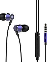 UiiSii Hi820 Sports Earphones In Ear Stereo Super Bass Headphones with Microphone