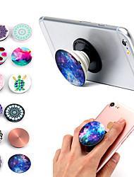 2017 pop neuer schöner Fingerhalter mit absturz Telefon Smartphone Tischhalterung Griff Sockel Halterung für Apple Samsung xiaomi