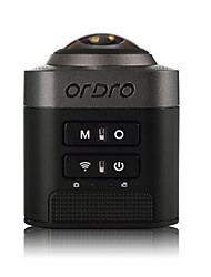ORDRO D5 360 Degree Full View Camera 1080P WiFi 8MP CMOS Sensor