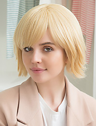 Fashion Prevailing Attractive Bobo Head Human Hair Wig