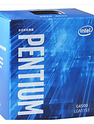 Intel (Intel) pentium dual-core G4500 1151 interface box CPU processor
