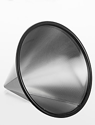 ml  Stainless Steel Coffee Filter , 2 cups Drip Coffee Maker Reusable