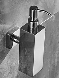 Soap Dispenser Hand Sanitizer / PolishedStainless Steel /Contemporary
