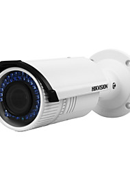 HIKVISION® DS-2CD2642FWD-IS 4MP Vari-focal Bullet Network Camera (Varifocal Lens Audio/alarm I/O 120dB WDR IP67 Waterproof POE 3D DNR 30m IR)