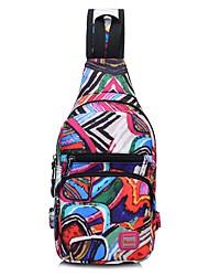 Chest Bag Sac à bandoulière pour Camping & Randonnée Sac de Sport Etanche Vestimentaire Sac de Course 0-10L