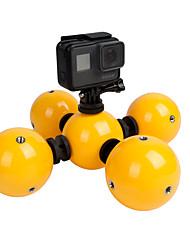 TELESIN GP-FTB-002 Boje For Xiaomi Camera Todos Outros Polaroid Cube Mergulho Surfe Esporte Aquático