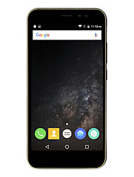 "Nubia N1 Lite 5.5 "" Android 6.0 4G Smartphone (Dual SIM Quad Core 8 MP 2GB + 16 GB Black)"