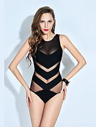 outto® женские купальники дышащие струны бикини черный черный S M L XL XXL