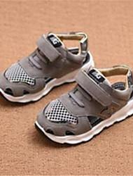 sandales confort similicuir décontracté en plein air noir de course gris rose