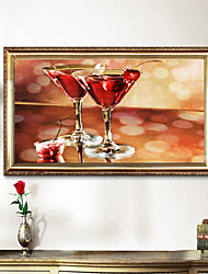 The Explosion Of Linen Inkjet Printing Art Office Living Room Hotel Decorative Painting Glass Coffee Wine