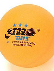 # 3 Stars 3*5*8 Table Tennis Ball Yellow Indoor Leisure Sports