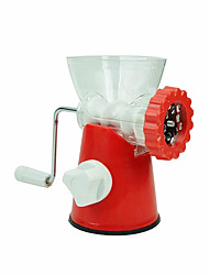 Simple ABS  Metal Household Meat Grinder Mincing Machine