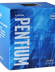 Intel (Intel) pentium dual-core G4400 1151 interface box CPU processor