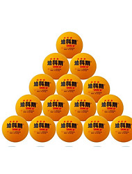 6 3 Stars 20*5*5 Table Tennis Ball Yellow Indoor Outdoor-Other