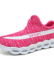 Girl's Sneakers Spring Summer Fall Light Up Shoes Comfort Light Soles Tulle Outdoor Casual Flat Heel Zipper Walking Shoes