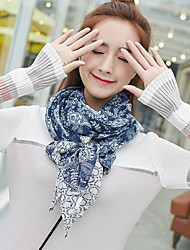 New Korean Version Of Retro Pattern Scarf