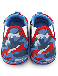 Baby Flats Spring Summer Fall First Walkers Crib Shoes Fabric Casual