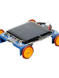 Brinquedos Para meninos Brinquedos de Descoberta Brinquedos a Energia Solar Carro Metal Plástico Azul