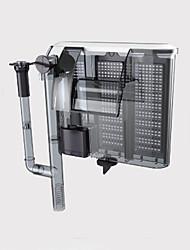 Аквариумы Фильтры Бесшумно Пластик AC 220-240V