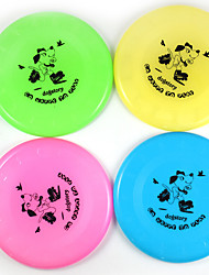 Cat Toy Dog Toy Pet Toys Interactive Flying Disc Cartoon Halloween Cat Dog Durable Plastic