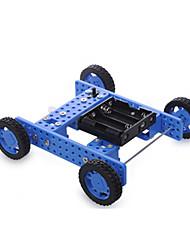 Spielzeuge Für Jungs Entdeckung Spielzeug Solar betriebene Spielsachen Auto Metall Plastik Blau