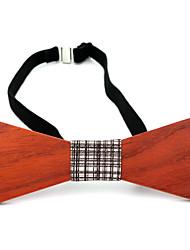 Men Work Casual Bow Tie,Acrylic Solid,Black Brown Beige All Seasons