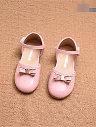 sandales confort pu décontracté en plein air course rose gris